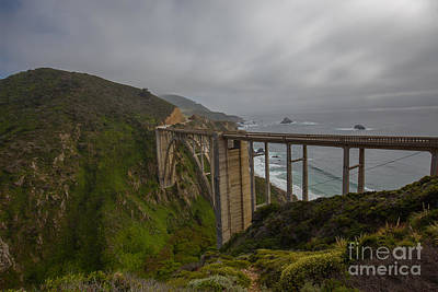Photograph - Big Sur by Shishir Sathe