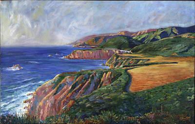 Big Sur Splendor Original