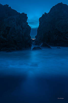 Photograph - Big Sur by Tim Bryan