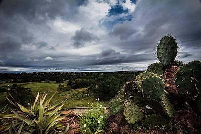 Photograph - Big Texas Sky by Amber Dopita