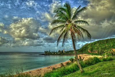 Photograph - Big Wave Surfing Waimea Bay North Shore Hawaii Collection Art by Reid Callaway