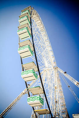 Art Print featuring the photograph Big Wheel by Jason Smith