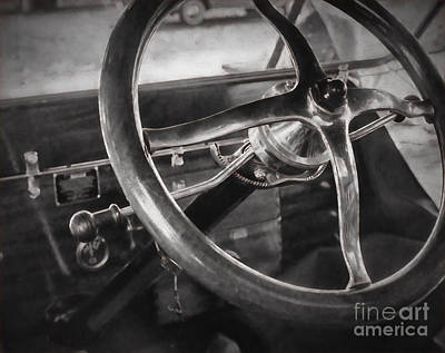 Photograph - Big Wheel by JRP Photography