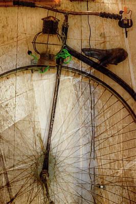 Photograph - Big Wheels Keep On Turning by Stewart Helberg