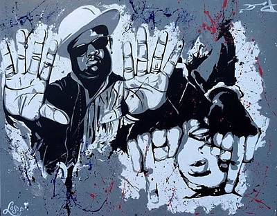 Biggie N Tupac Original by Chloe Gertz