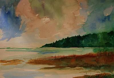 Painting - Bigstone Lake by Julie Lueders