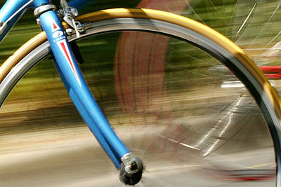 Photograph - Bike Series by Shelley D Spray