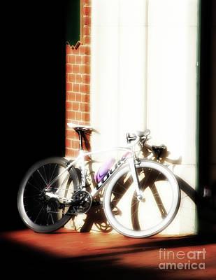 Bicycle Photograph - Bike Sugar  by Steven Digman