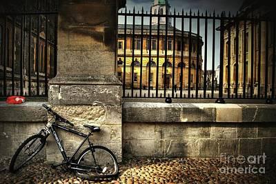 Photograph - Bike by Yhun Suarez