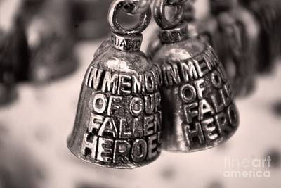 Photograph - Biker Bells  by John S