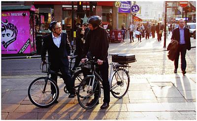 Photograph - Bikers by Stewart Marsden