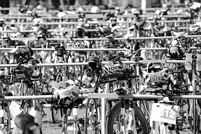 Byron Bay Photograph - Bikes In Waiting... by Paul Riemer