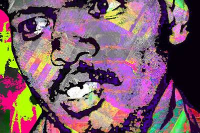 Biko Colours Art Print