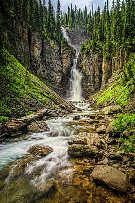 Photograph - Bilk Creek 2 by Whit Richardson