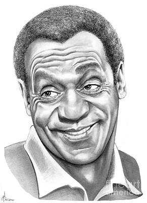 Bill Cosby Original by Murphy Elliott
