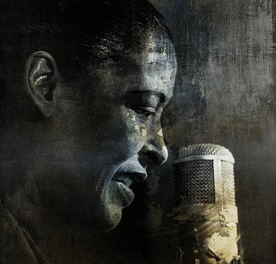 Philadelphia Wall Art - Digital Art - Billie Holiday - All That Jazz by Paul Lovering