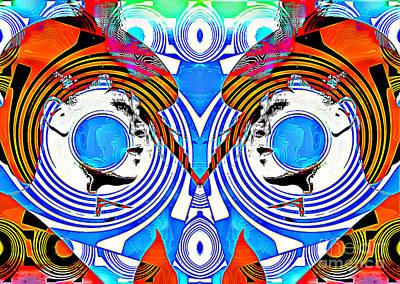Digital Art - Billie Holiday - Pop Art by Ian Gledhill