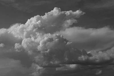 Photograph - Billowing Clouds II by Patricia Strand