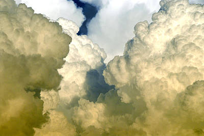 Photograph - Billowing Power by David Lee Thompson