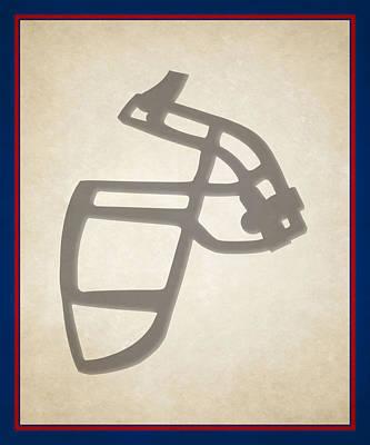 Buffalo Bills Wall Art - Photograph - Bills Face Mask by Joe Hamilton