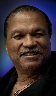 Billy Dee Williams Photograph - Billy Dee Williams by James Craddock