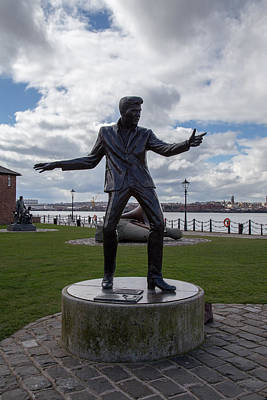 Photograph - Billy Fury by Sean Foreman