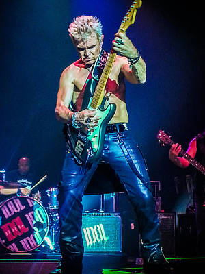 Mannequin Dresses - Billy Idol The Space at Old Westbury NY June 2014 2 by Persephone Productions