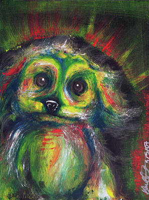 Painting - Billy by Sheridan Furrer
