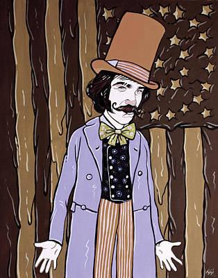 Retro Look Painting - Billy Wonka One  by Jason  Wright