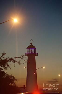Photograph - Biloxi Lighthouse by Susan Bordelon