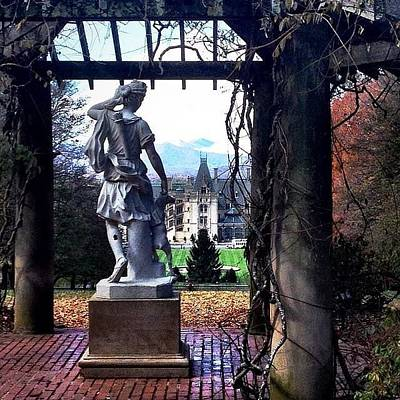 Biltmore Goddess Art Print by Jen McKnight