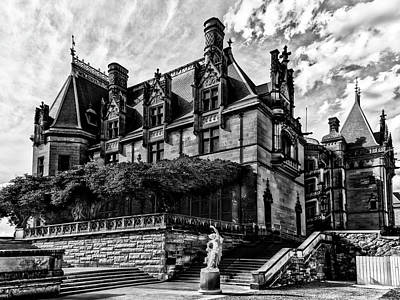 Photograph - Biltmore Estate, Asheville by Kevin Senter