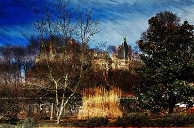 Photograph - Biltmore Estate by Bill Howard
