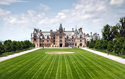 Biltmore Estate In Asheville North Carolina Original