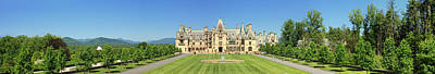 Photograph - Biltmore House by Jill Lang