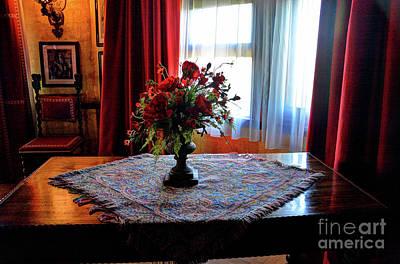 Photograph - Biltmore Interior by Savannah Gibbs