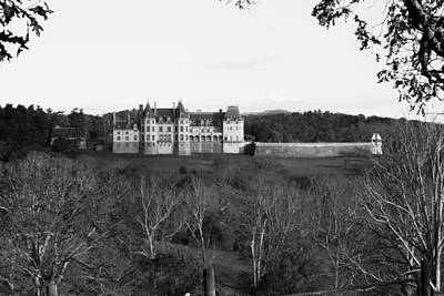 Photograph - Biltmore Mansion by Michael Tesar