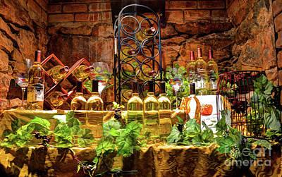 Photograph - Biltmore Wine by Savannah Gibbs