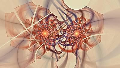 Digital Art - Double Vision by Doug Morgan