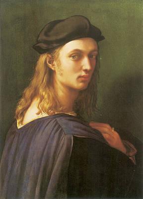 Raffaello Painting - Bindo Altoviti by Raffaello Sanzio