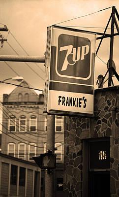 Binghampton New York - Frankie's Tavern Art Print