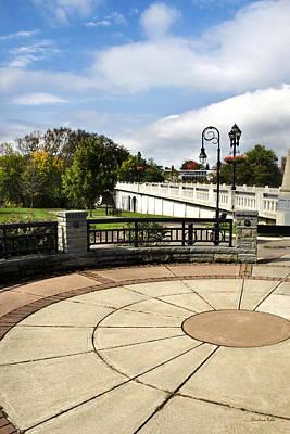 Photograph - Binghamton Ny Confluence Park by Christina Rollo