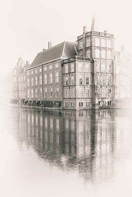Photograph - Binnenhof by Iryna Goodall