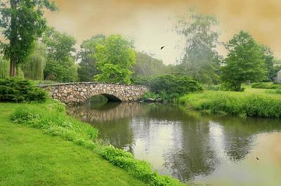 Photograph - Binney Park Spotlight by Diana Angstadt