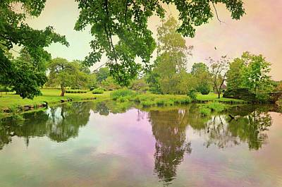 Photograph - Binney Pond Park by Diana Angstadt
