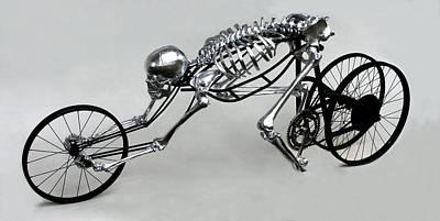 Bio Cycle Art Print by Jud  Turner
