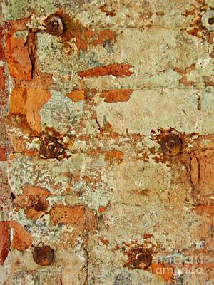 Photograph - Biography Of A Wall 19 by Sarah Loft