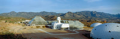 Of Artist Photograph - Biosphere 2, Arizona by Panoramic Images
