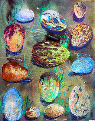 Bird Eggs Original