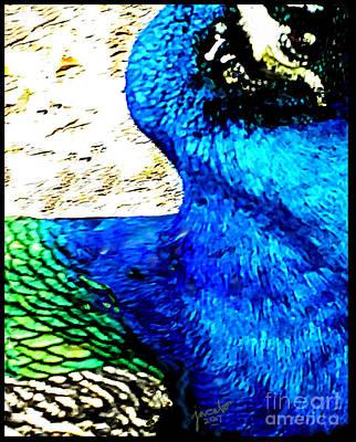 Digital Art - Bird Flu by Jacabo Navarro